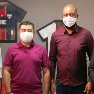 Prefeito de Suzano visita nova sede do União Suzano e ...