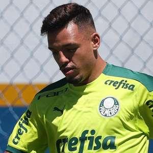 Escalação do Palmeiras: Com Gabriel Menino e sem Luiz ...