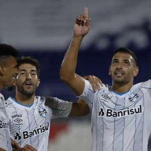 Diego Souza confia em reação do Grêmio na Libertadores