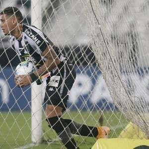 Rafael Navarro, do Botafogo, fala sobre jogo contra o ...