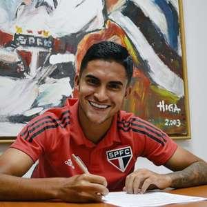São Paulo renova contrato com Rodrigo Nestor até o fim ...