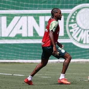 Palmeiras veta Luiz Adriano da Supercopa do Brasil