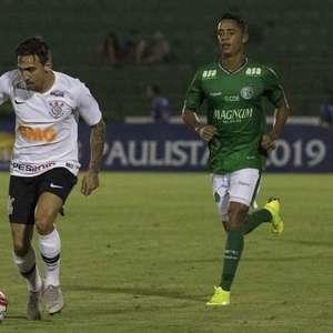 Guarani x Corinthians: prováveis escalações, desfalques ...