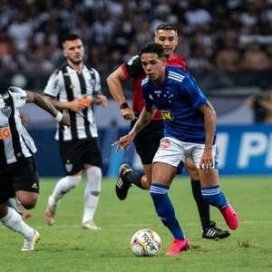 Cruzeiro x Atlético-MG. Onde assistir, prováveis times e desfalques