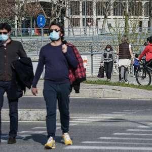 Itália tem mais 17.567 casos e 344 mortes por Covid
