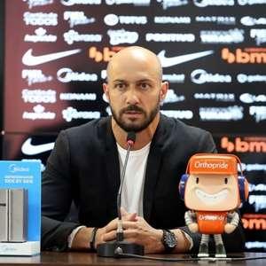 Gerente de Futebol do Corinthians, Alessandro comenta ...