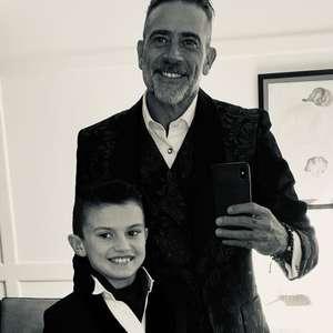 Jeffrey Dean Morgan revela que seu filho vai aparecer em ...