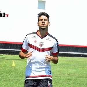 Victor Paraíba espera evolução do Atlético-GO em 2021