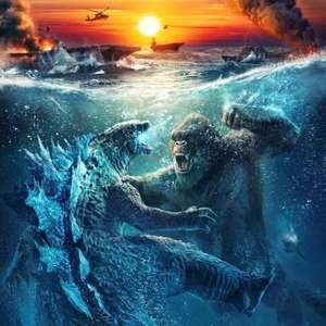 Godzilla vs. Kong supera US$ 350 milhões mundiais