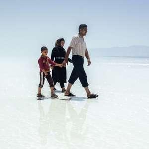 O lago que volta à vida após quase virar deserto