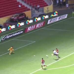 SUPERCOPA: Campeão! Gols de Flamengo 2 (6) x (5) 2 Palmeiras