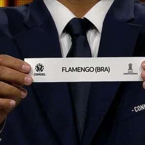 'Flamengo não teve sorte mas continua favorito', diz ...