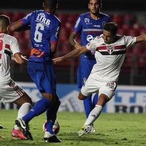 Após gol em estreia pelo São Paulo, Eder fala sobre seu ...