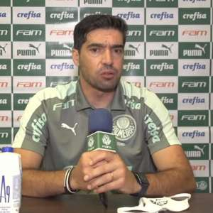 Abel Ferreira não poupa arbitragem da Supercopa: 'Só ...