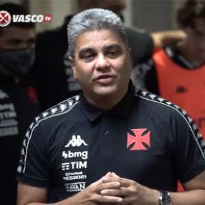 Com o estilo de jogo apoiado, Marcelo Cabo busca implementar um futebol mais ofensivo no Vasco