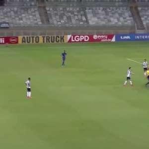 MINEIRO: Confusão! Hulk e Pottker são expulsos no clássico entre Cruzeiro e Atlético-MG