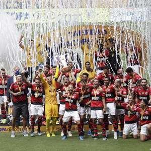 Bi da Supercopa, Flamengo recebe R$ 5 milhões por título