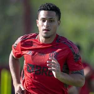 Após título da Supercopa, João Gomes enaltece Flamengo: ...