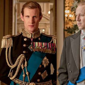 The Crown: Matt Smith e Tobias Menzies homenageiam o ...