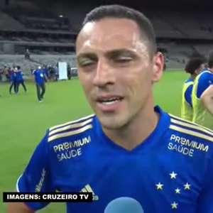 """CRUZEIRO: Romulo exalta preparação para o clássico e provoca o Galo após vitória no Mineirão: """"Trabalhamos de boca fechada e do outro lado eles falaram bastante"""""""