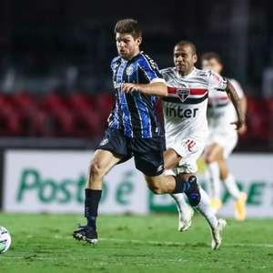 Kannemann pode ser a novidade do Grêmio para 'decisão' ...