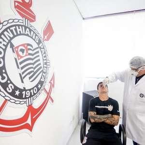 Delegação do Corinthians realiza novos testes de ...