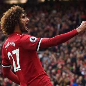 Mourinho quer contratação de Fellaini no Tottenham