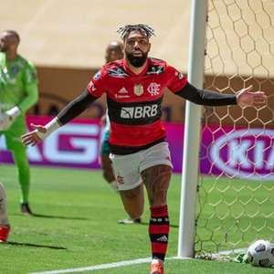 Gabigol se isola como o maior artilheiro do Flamengo no ...