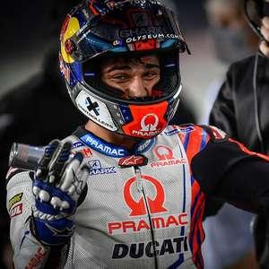 Novato, Martín brilha e vira protagonista da MotoGP após ...