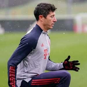 Ainda sem Lewandowski, Hansi Flick diz que Bayern 'dará ...