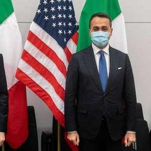 Antony Blinken destaca parceria 'crucial' com a Itália