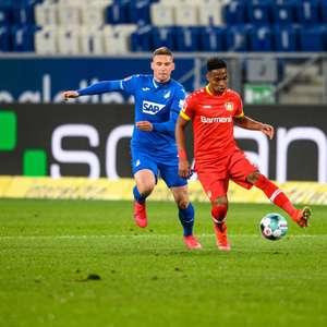 Leverkusen fica no empate com o Hoffenheim e perde ...