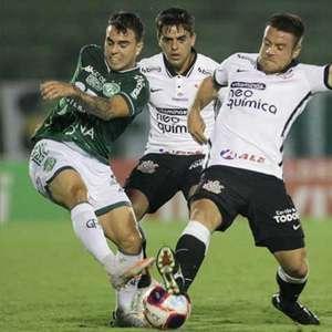 Corinthians está invicto há dez jogos, mas precisa dar ...