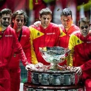 ITF confirma que a fase final da Copa Davis será ...