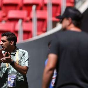 Zinho exalta atitude de Abel Ferreira após vice do ...