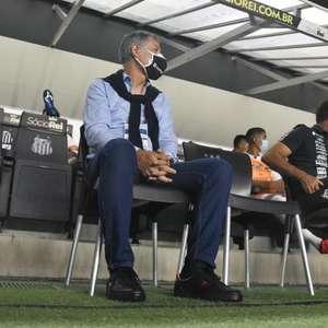 Holan testa mudanças no Santos para decisão contra o San ...