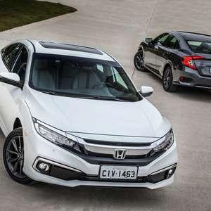 Honda Civic fica mais caro em abril e parte de R$ 112.700