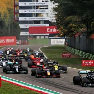 F1 terá novo duelo entre Hamilton e Verstappen em Ímola