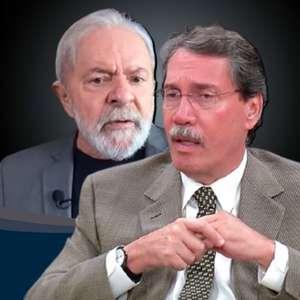 """Lula ataca jornalista da Globo: """"Fala bobagem o dia inteiro"""""""