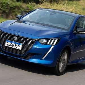Peugeot 208 sofre reajuste e se aproxima dos R$ 100 mil