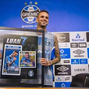 Luan nega possível retorno ao Grêmio e reafirma foco no ...