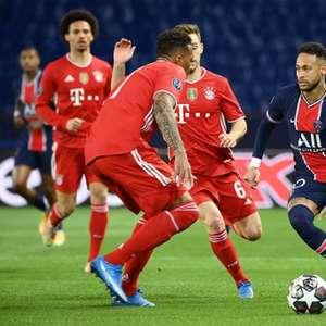 Transmissão de PSG x Bayern no Facebook trava nos ...