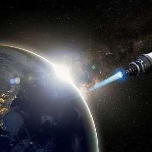 DARPA escolhe empresas para construir foguete com propulsão nuclear