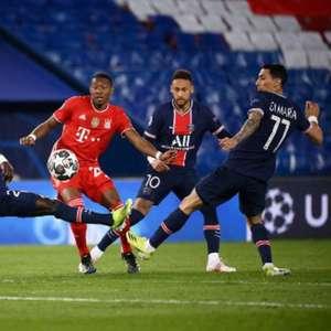 Imprensa francesa repercute classificação do PSG sobre o ...