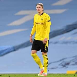 Treinador do Dortmund deixa o futuro de Haaland em ...