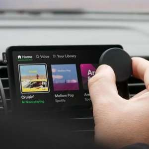 Spotify Car Thing, player inteligente para carros, é oficial