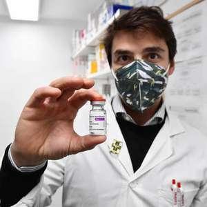 Itália vai testar combinações com vacina da AstraZeneca