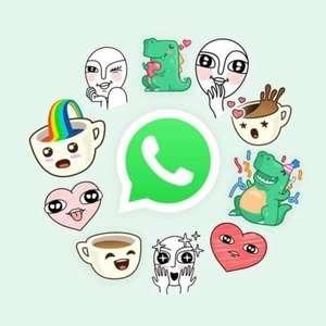 Como baixar figurinhas do WhatsApp exclusivas de outros ...