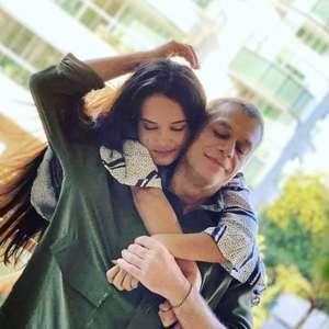 Fabio Assunção publica foto do ensaio de grávida de Ana ...