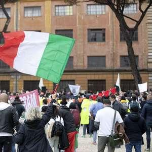 Itália tem mais 13.447 casos e 476 mortes por Covid